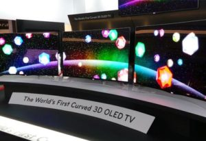 OLED and LED