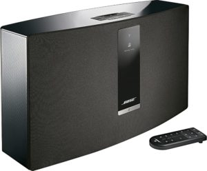 Bose - SoundTouch 30 Series III Wireless Music System - Black