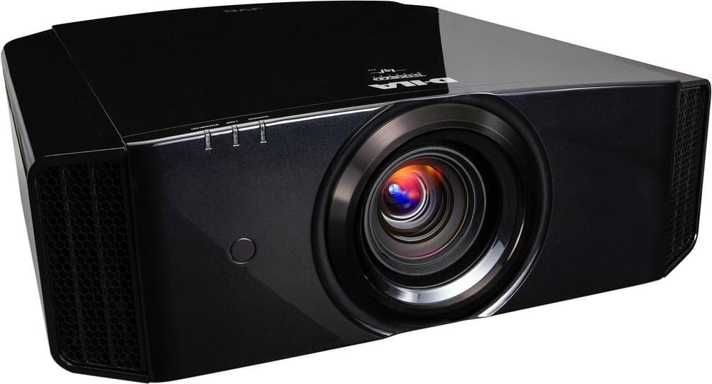 JVC - Procision DLA-X790 E-Shift 4K D-ILA Projector - Black