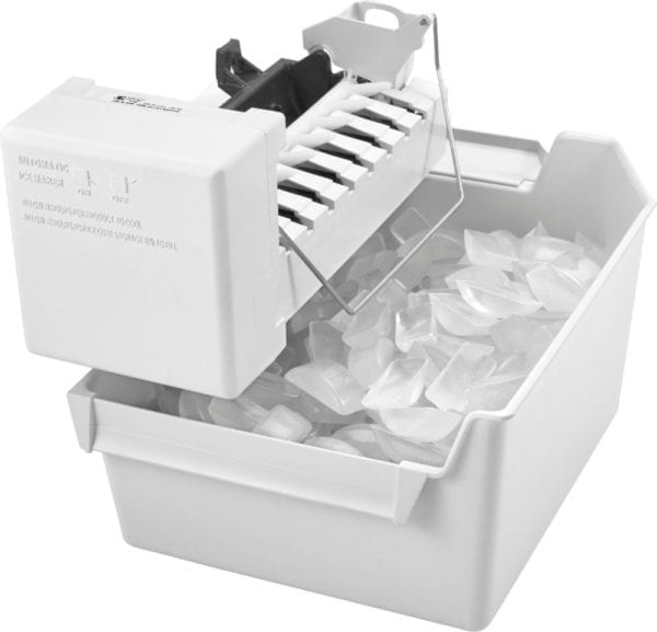 Icemaker Kit for Most Whirlpool, Amana and Jenn-Air Side-by-Side Refrigerators