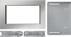 "29.8"" Trim Kit for Microwaves Stainless steel"
