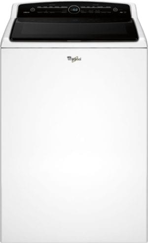 Cabrio 5.3 Cu. Ft. 26-Cycle High-Efficiency Top-Loading Washer
