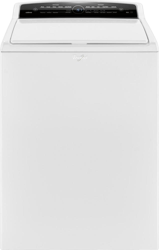 Cabrio 4 8 Cu Ft 26 Cycle High Efficiency Top Loading Washer