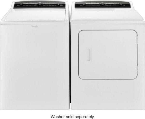 Cabrio 4.8 Cu. Ft. 26-Cycle High-Efficiency Top-Loading Washer