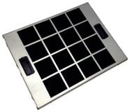 Charcoal Filter for Select Bosch Recirculating Range Hoods