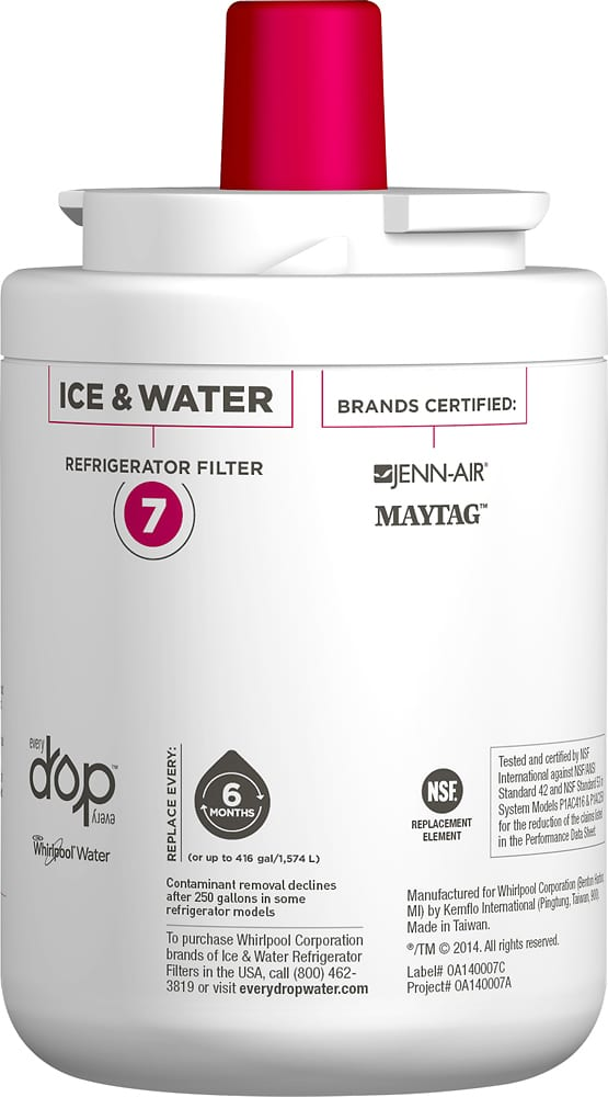 EveryDrop 7 Ice and Water Filter