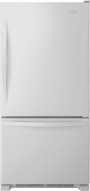 21.9 Cu. Ft. Bottom-Freezer Refrigerator