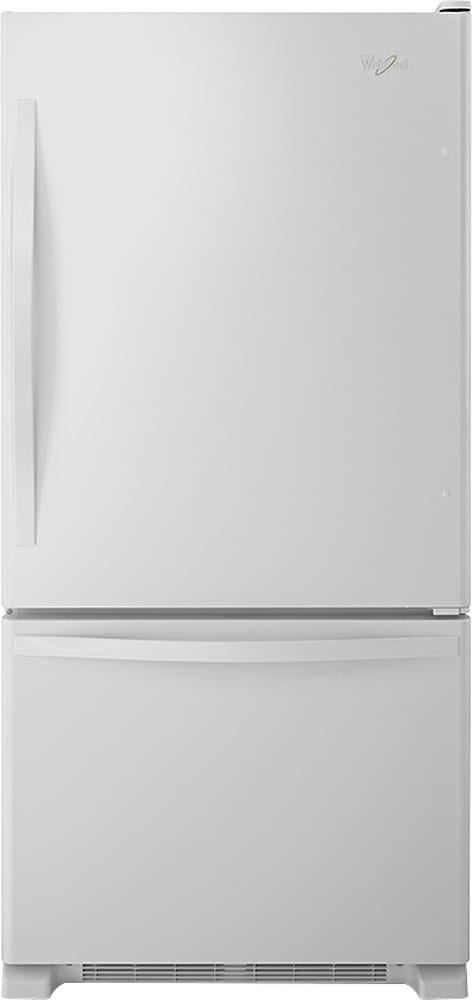 21.9 Cu. Ft. Bottom-Freezer Refrigerator