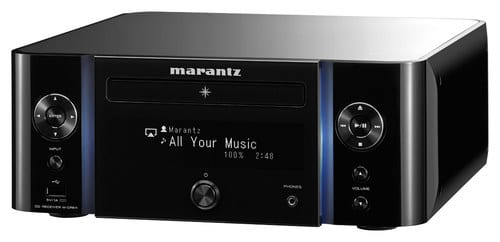 Network-Ready CD Audio Receiver