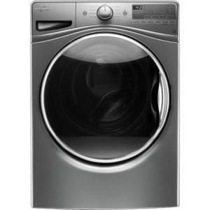 4.5 cu. ft. 11-Cycle High-Efficiency Front Load Washer with Steam