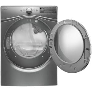 7.4 Cu. Ft. 10-Cycle Gas Dryer with Steam