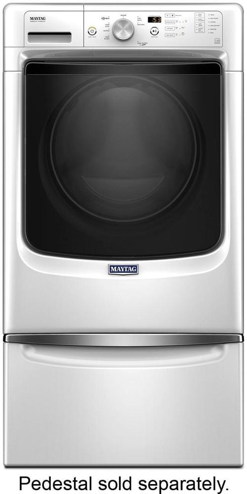 4.3 cu. ft. 8-Cycle High-Efficiency Front Loading Washer