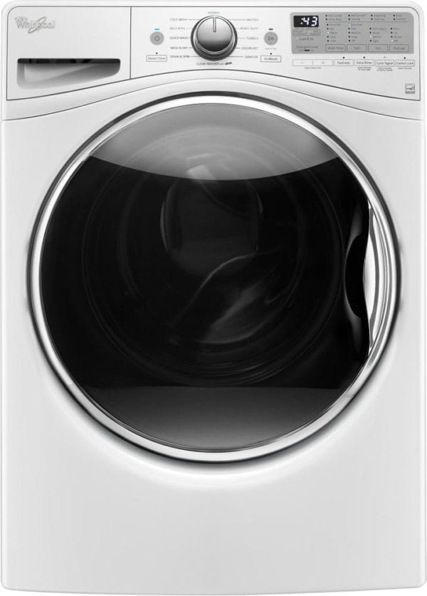 4.5 Cu. Ft. 12-Cycle High-Efficiency Front Load Washer