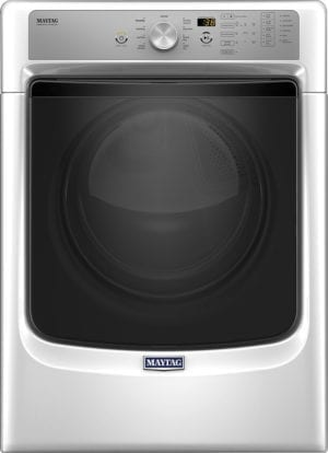 7.4 Cu. Ft. 9-Cycle Gas Dryer with Steam
