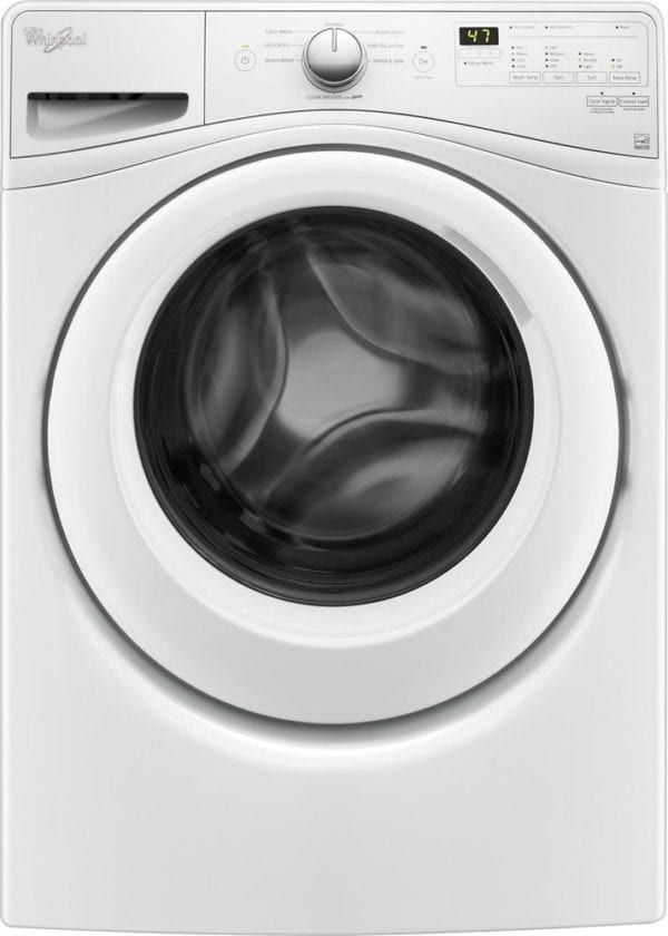 4.5 cu. ft. 8-Cycle High-Efficiency Front Load Washer