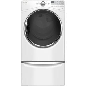 7.4 Cu. Ft. 10-Cycle Electric Dryer with Steam