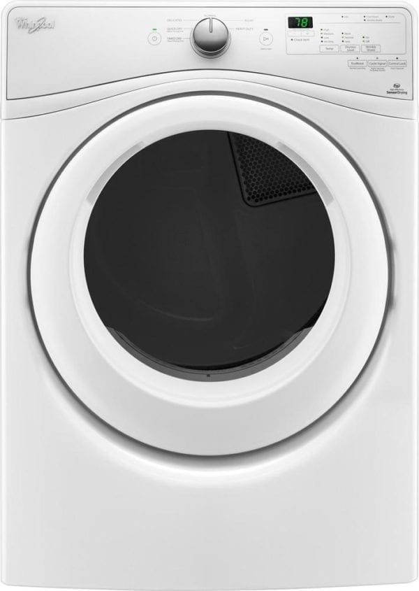 7.4 Cu. Ft. 6-Cycle Electric Dryer