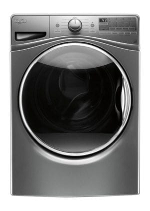 4.5 cu. ft. 12-Cycle High-Efficiency Front Load Washer with Steam