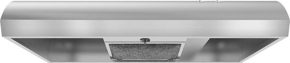 """30"""" Recirculating Range Hood Stainless steel"""