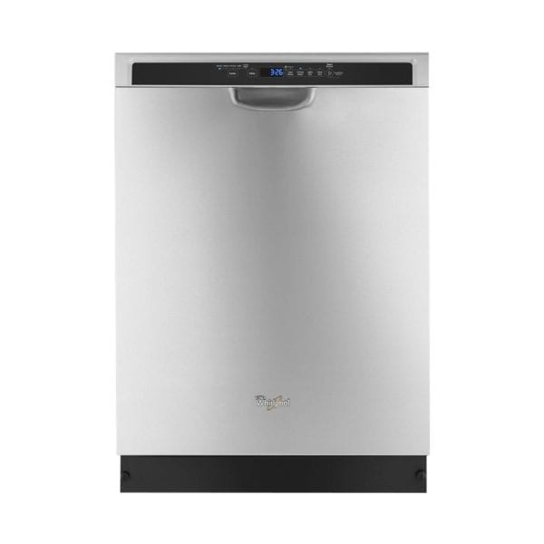 """24"""" Built-In Dishwasher Monochromatic stainless steel"""