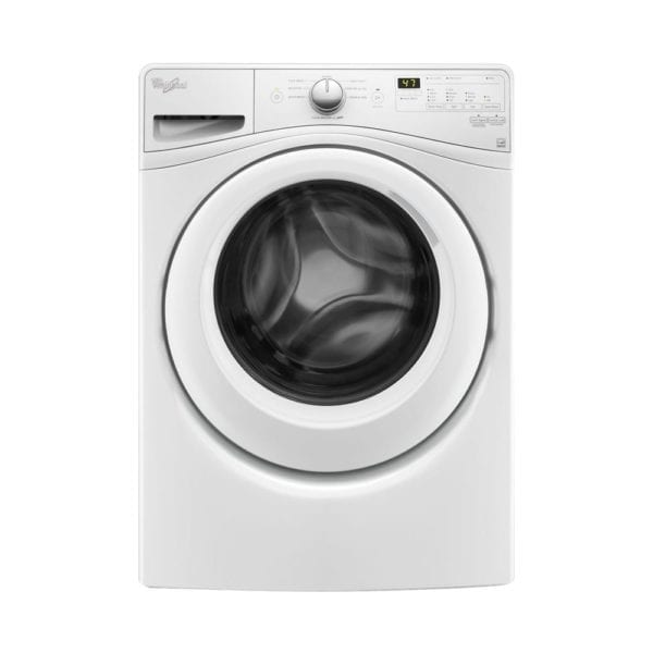 4.2 Cu. Ft. 8-Cycle Front-Loading Washer