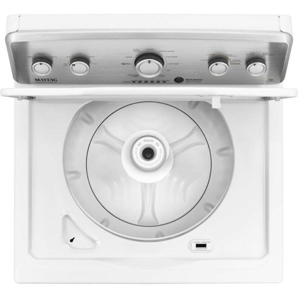 4.2 Cu. Ft. 11-Cycle High-Efficiency Top-Loading Washer