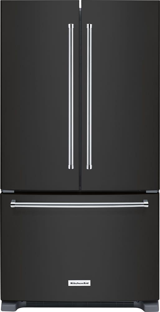 20 Cu Ft French Door Counter Depth Refrigerator