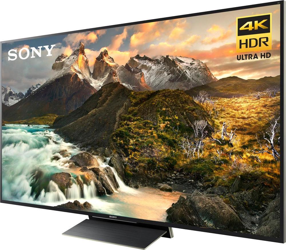 "65"" Class LED Z9D Series 2160p Smart 4K UHD TV with HDR"