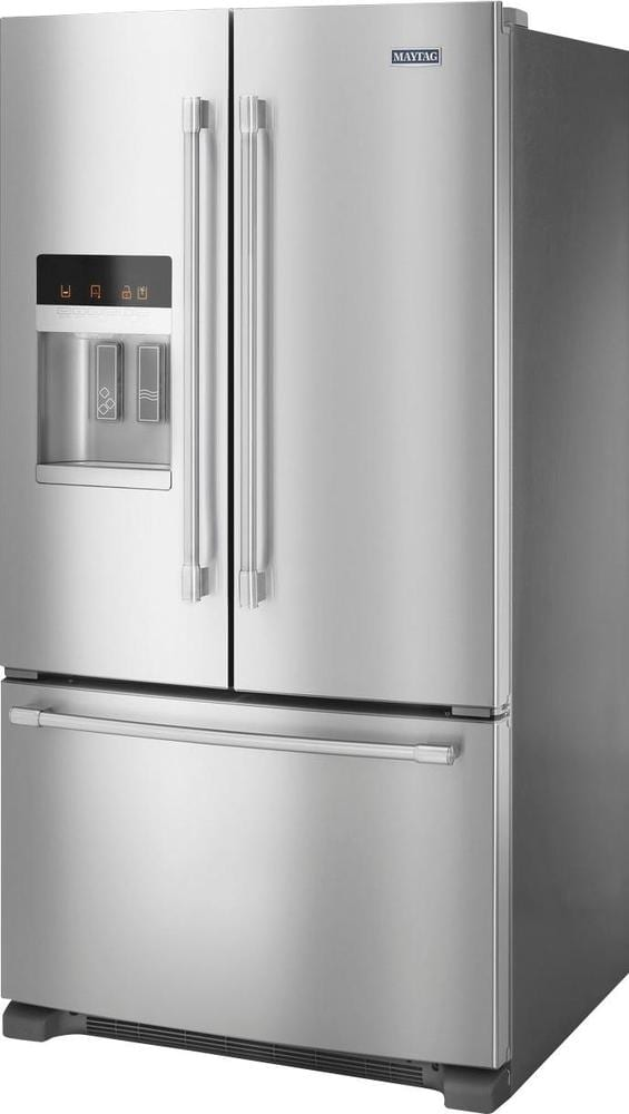 24.7 Cu. Ft. French Door Refrigerator Stainless steel