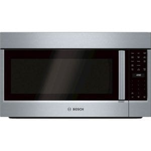 800 Series 1.8 Cu. Ft. Convection Over-the-Range Microwave Stainless steel
