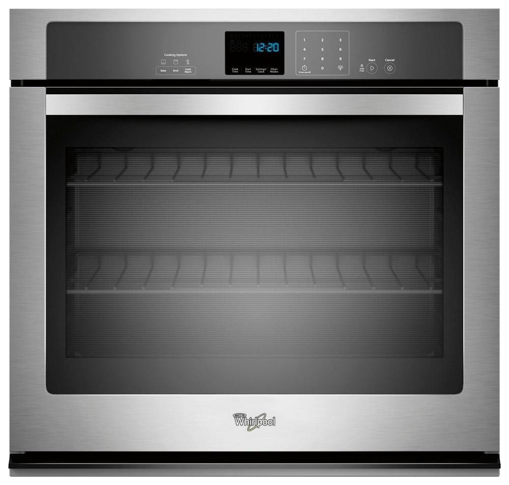 "30"" Built-In Single Electric Wall Oven Stainless steel"