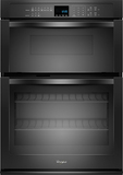 "30"" Single Electric Wall Oven with Built-In Microwave"