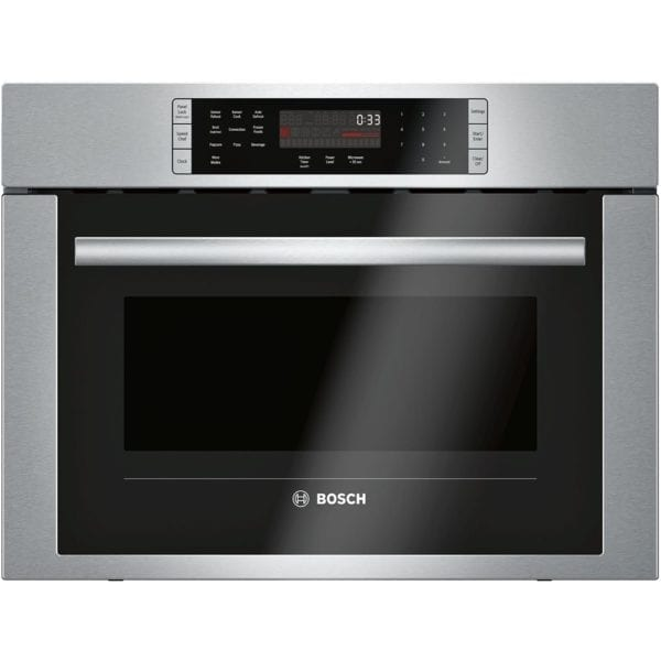 500 Series 1.6 Cu. Ft. Built-In Microwave Stainless steel