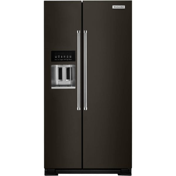 22.6 Cu. Ft. Side-by-Side Counter-Depth Refrigerator