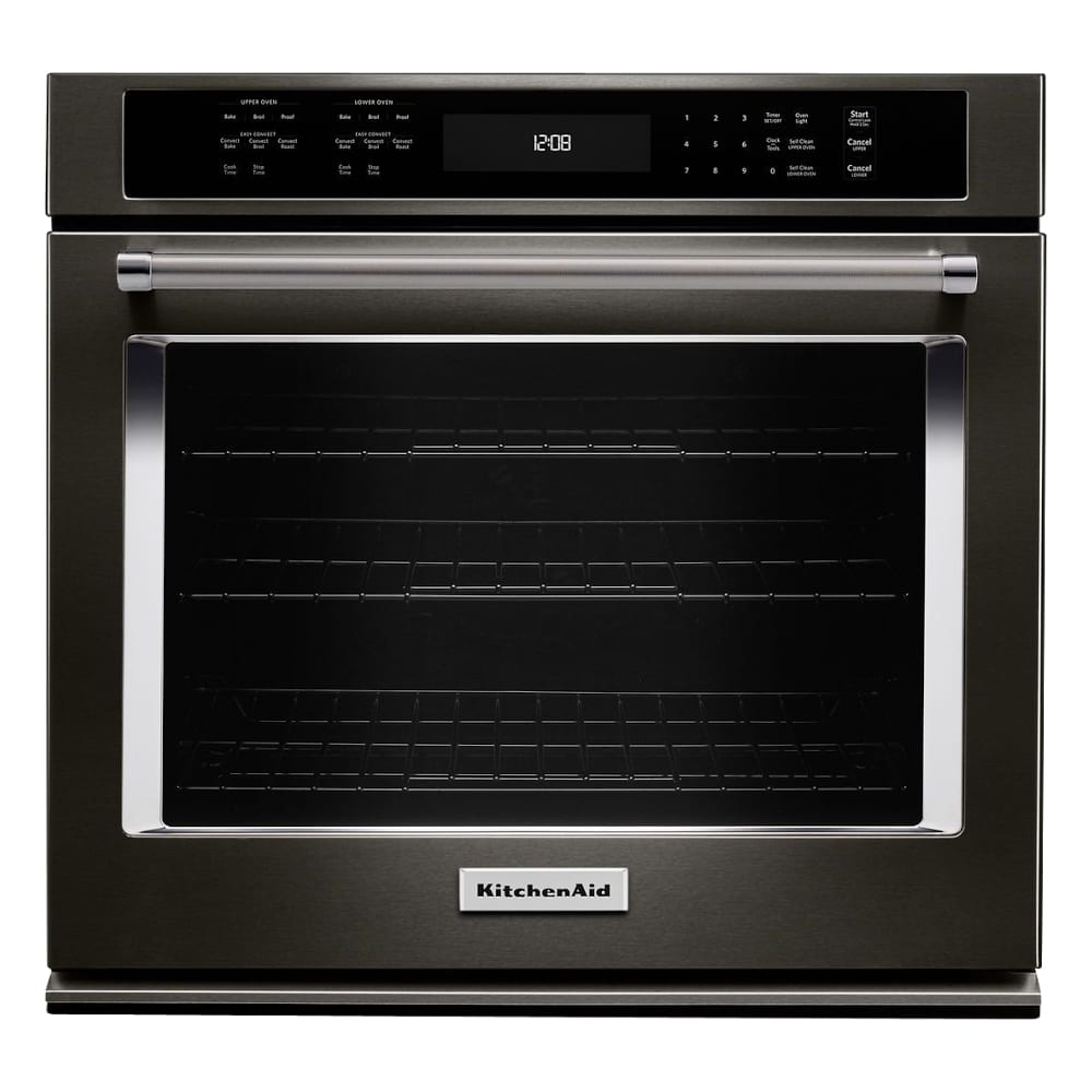 "27"" Built-In Single Electric Convection Wall Oven"