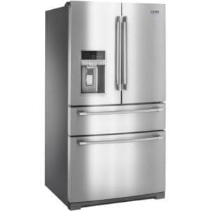 26.2 Cu. Ft. 4-Door French Door Refrigerator Stainless steel