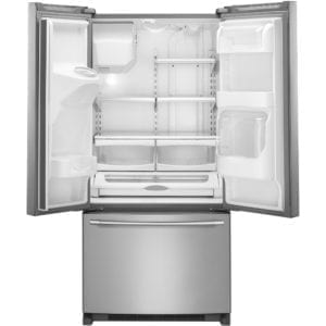 21.7 Cu. Ft. French Door Refrigerator Stainless steel