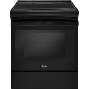4.8 Cu. Ft. Self-Cleaning Slide-In Electric Range