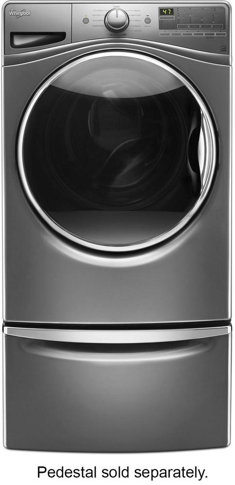 4.5 Cu. Ft. 11-Cycle Front-Loading Washer