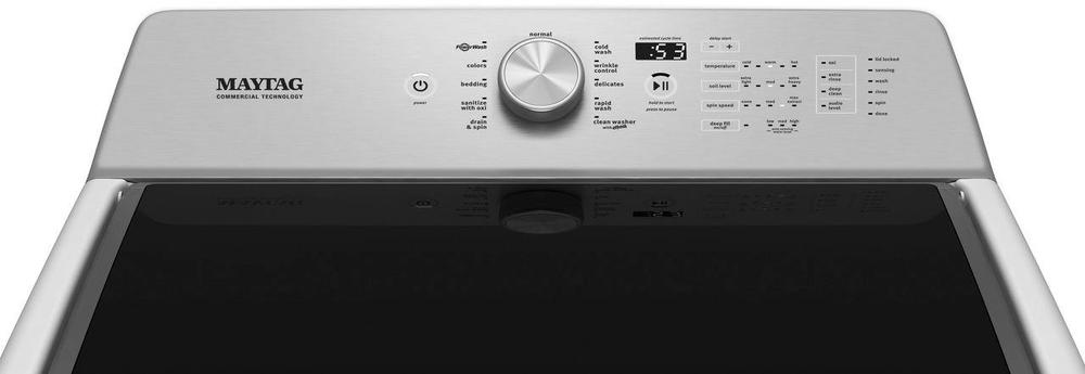 4.7 Cu. Ft. 11-Cycle Top-Loading Washer