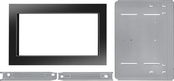 "27"" Trim Kit for KitchenAid KCMS2255B Microwave"