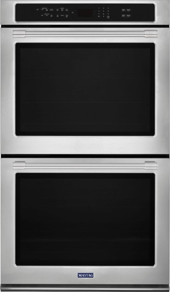 """30"""" Built-In Double Electric Convection Wall Oven Stainless steel"""