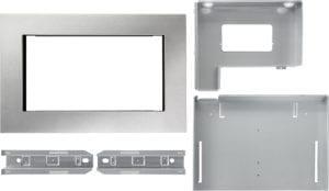 "30"" Trim Kit for KitchenAid Microwave Stainless steel"