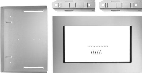 "27"" Trim Kit for KitchenAid Microwave Stainless steel"