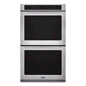 "27"" Built-In Double Electric Convection Wall Oven Fingerprint Resistant Stainless Steel"