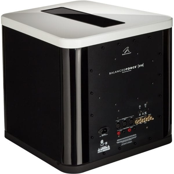 "BalancedForce Dual 10"" Powered Subwoofer"
