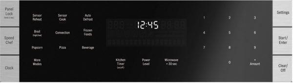 """800 Series 30"""" Built-In Double Electric Convection Wall Oven with Built-In Microwave Stainless steel"""