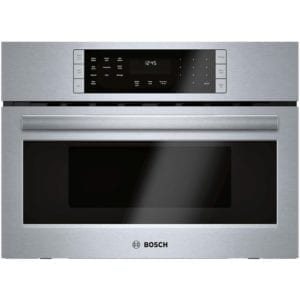 800 Series 1.6 Cu. Ft. Built-In Microwave Stainless steel
