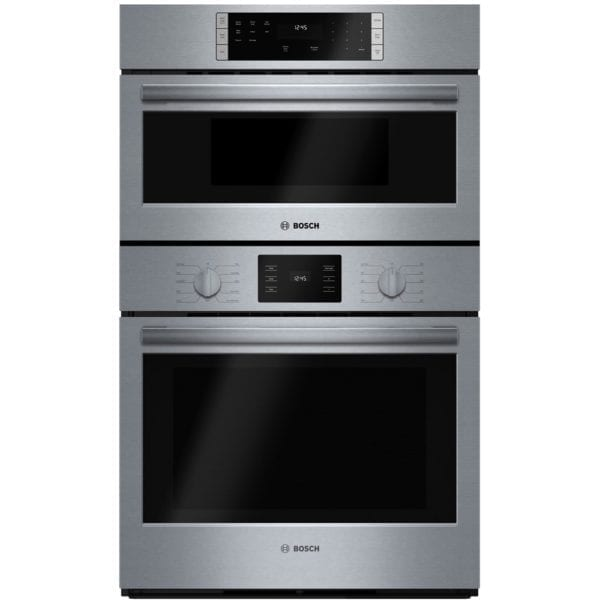 """500 Series 30"""" Single Electric Convection Wall Oven with Built-In Microwave Stainless steel"""