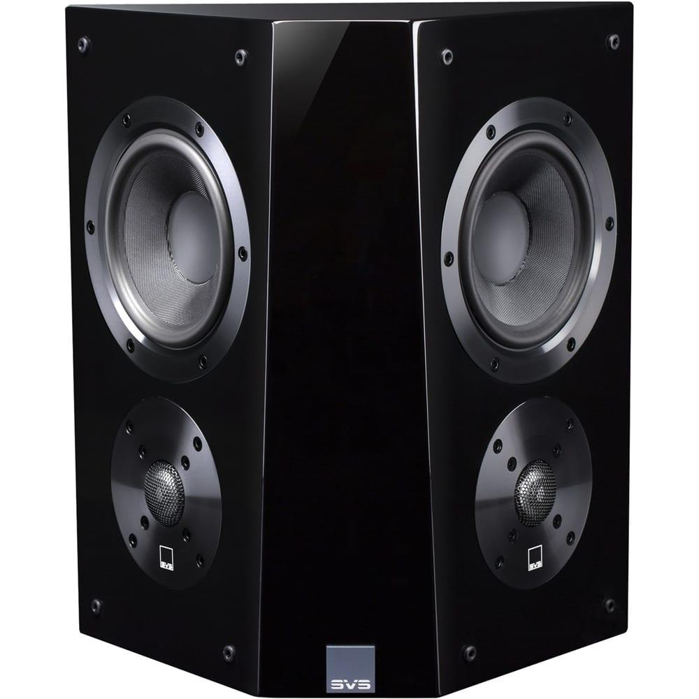 "Ultra Dual 5-1/2"" Passive 2-Way Surround Channel Speaker (Each) Gloss piano black"